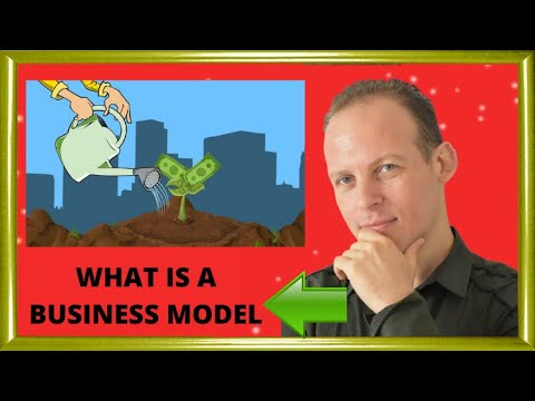 What is a business model – tutorial and examples