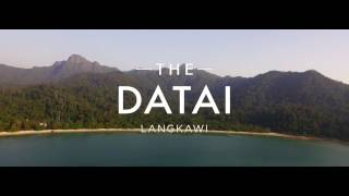 Initial frame of The Datai video