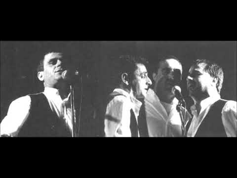 Tiu Bobore Mannu - Tenore San Gavino di Oniferi - sottotitoli
