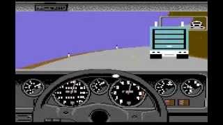 Video Test Drive C64 [Accolade 1987] [Complete Game] MP3, 3GP, MP4, WEBM, AVI, FLV Oktober 2017