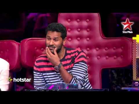 Akshay Kumar and Prabhudeva are surprised by the a