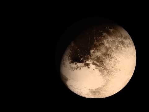 NASA Releases Stunning the Pluto System From the New Horizons