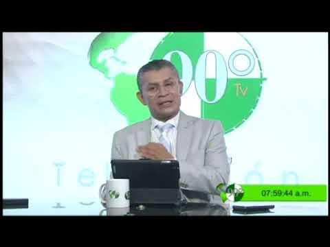 Noticiero del 13 de junio de 2019 - Noventa Grados Televisión - Edición matutina