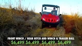 8. 500cc BMS Ranch Pony UTV