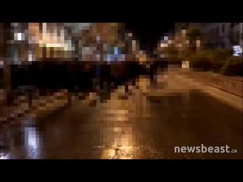 """Video - Φοιτητές ΑΣΟΕΕ στο Tvxs.gr: """"Η κυβέρνηση μετατρέπει το πανεπιστήμιο σε εμπόλεμη ζώνη"""""""