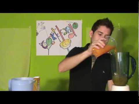 Cockteleando Margaritas de Mango