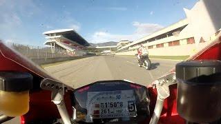 5. Ducati 1299 Panigale S - TOP SPEED at Mugello (312km/h)
