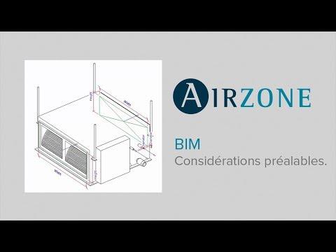 1. Airzone BIM : Considérations préalables