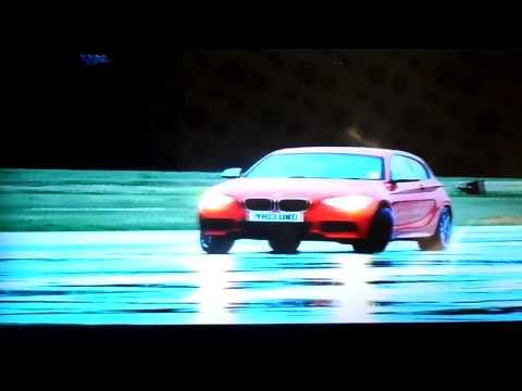 Clarkson spins BMW 1M (видео)