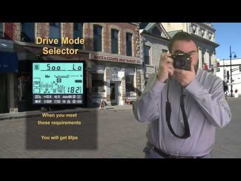 D7000 - Learn all about the different shooting modes, and how to make the most out of them. This tutorial would apply to any of Nikon's current DSLR line up. The Nik...