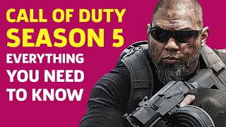 Call Of Duty Season 5: Everything You Need To Know by GameSpot