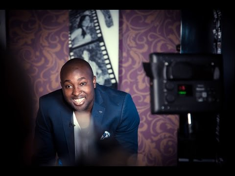 Simba shares his presenter search journey