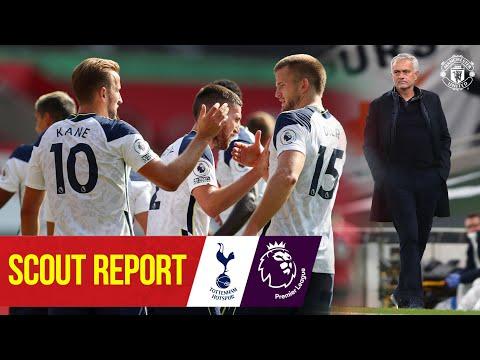 Scout Report | Mourinho's Spurs visit Old Trafford | Manchester United v Tottenham Hotspur