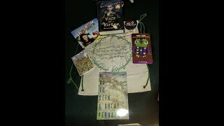 Want to know what is inside this months Owlcrate Wanderlust box? Continue to watch!Subscribe! Make sure you hit the bell icon to know when I upload a new video!Follow me on Twitter and Facebook: JoiseyDaniFollow Me on Instagram: JoiseyDani78Until next time!