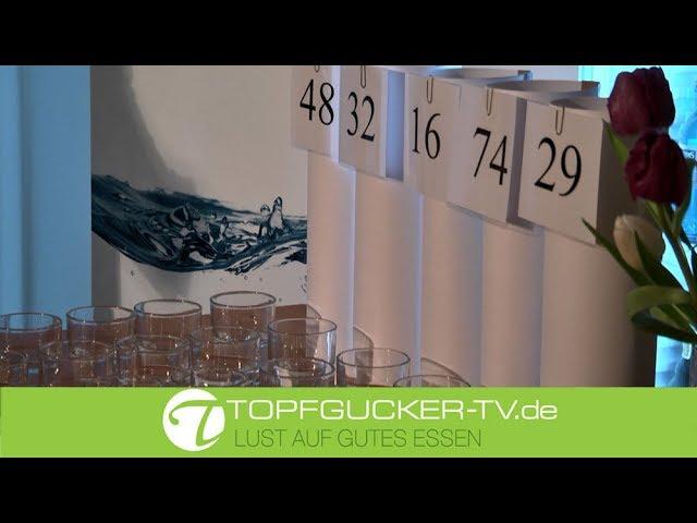 Mineralwasser im Geschmackstest | André Uhlig Wassersommelier