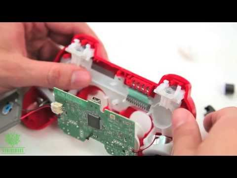 how to on ps3 controller