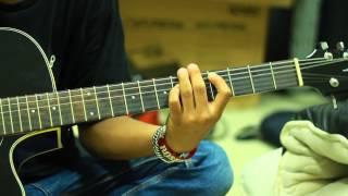 Superman Is Dead - Sunset Ditanah Anarki Cover Guitar  revil