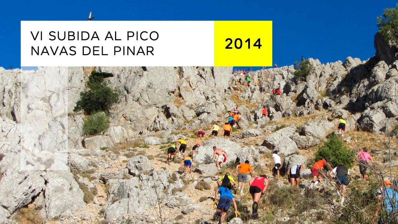 VI Subida al Pico de Navas (2014)