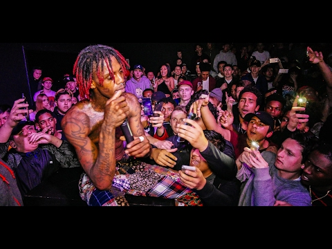 Famous Dex melt and cried when Rich the Kid brought  Desiigner out