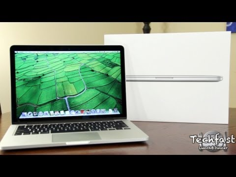 13 inch - Subscribe for the Review! http://bit.ly/bwbQhk New 13 Inch Retina MacBook Pro Unboxing! (2012) 13 inch Retina MacBook Pro (No Tax) http://amzn.to/PtiDdO My ...