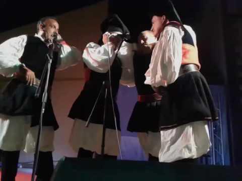 tenore s'arburinu Orune 2016
