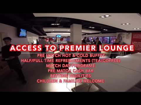 LFC Premier Club Package