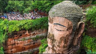 Video Kisah Buddha Raksasa Leshan, Patung Terbesar di Dunia yang Menitikkan Air Mata MP3, 3GP, MP4, WEBM, AVI, FLV April 2019