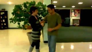 Lindy Hop Lesson 12/2/10