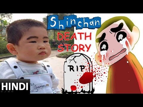 SHINCHAN'S DEATH REAL STORY (HINDI) | Real Story Of Shinchan