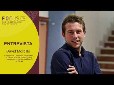 Entrevista David Morcillo - Concejal Desarrollo Económico del Ayuntamiento de Petrer[;;;][;;;]