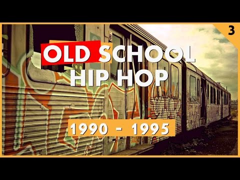 "90's Hip Hop Mix, ""Old School Head Nod Music"" by Groove Companion # 3"
