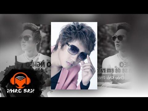 Nhạc Trẻ Remix 2016 Trò Chơi Đắng Cay Châu Khải Phong