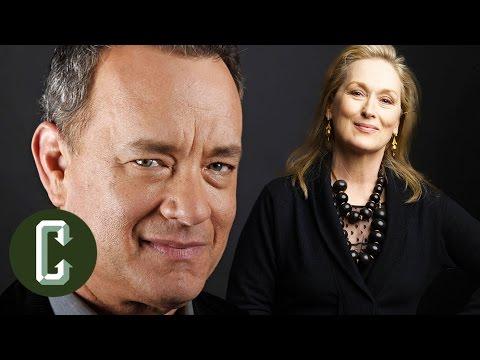 Steven Spielberg Teams With Tom Hanks and Meryl Streep on 'The Post' - Collider News