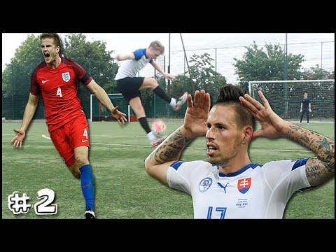 Recreating Hamsik & Dier EURO 2016 Goals! (Mikey Plays Football) #2