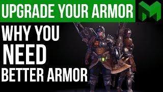 Monster Hunter World: Upgrade Your Armor ASAP!