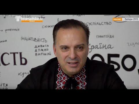 Переселенець із Донецька: «Нас не допустили к выборам»