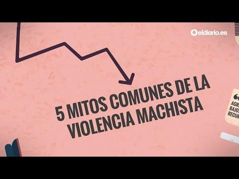 Cinco mitos de la violencia machista desmontados en menos de tres minutos
