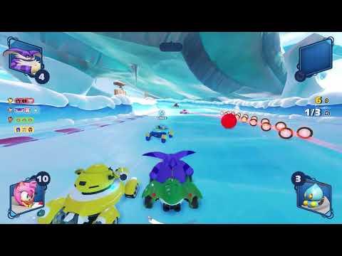 Multiplayer Spotlight Video de Team Sonic Racing