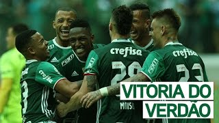 Leandro Pereira e Mina marcaram os gols do Verdão na vitória no Allianz Parque. ------------------ Assine o Premiere e assista a todos os jogos do Palmeiras AO ...