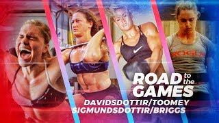 Nonton Road To The Games 17 07  Davidsdottir Toomey Sigmundsdottir Briggs Film Subtitle Indonesia Streaming Movie Download