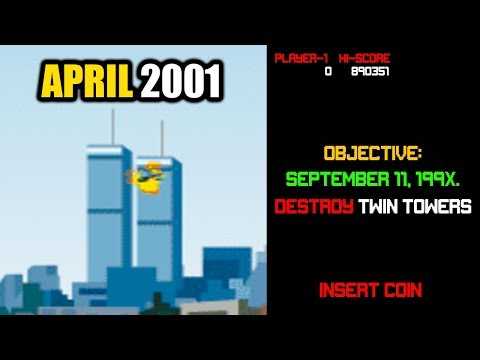 7 Video Games That PREDICTED 9/11 (CREEPY)