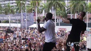 MAKJ - Live @ Ultra Music Festival 2015 (ft. O.T. Genasis)