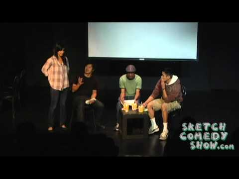 Fortune Cookie - SketchComedyShow.com - Sketch Comedy