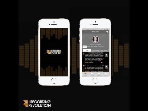 The Recording Revolution Official App