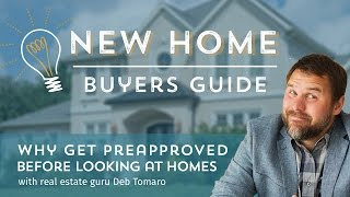 """Sometimes you get excited to look at houses and want a realtor to take you right now.  But that really not the first step and can lead to super sad results :(  Our guest for this conversation is realtor and real estate radio host Deb Tomaro.  She'll break down why your realtor might say """"no"""" to taking you to look at houses before your preapproved for a mortgage and why that's actually a really good thing.She'll answer these questions:• Why should I just run out and look at homes?• Why did my realtor say """"No"""" to taking me to homes until I'm preapproved?• Is prequalification for a mortgage a total pain?• Is getting preapproved going to impact my credit?How to find Deb Tomaro:www.realrealestate.comDeb.tomaro@homefinder.orgWANT MORE?  Our New Home Buyers Guide will walk you through all 9 steps of the home buying process.  Get access at https://www.newhomebuyersguide.netLearn more about Shine at:Our Site -  www.shineinsurance.comOur Blog - www.shineinsure.com/blogOur Podcast - www.scratchentrepreneur.comOur Course - www.newhomebuyersguide.net"""
