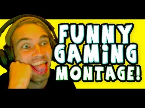 montage - I'm just a guy from Sweden who likes to laugh and make other people laugh. Sharing gaming moments on YouTube with my bros! Why not join us? :D Become a bro t...
