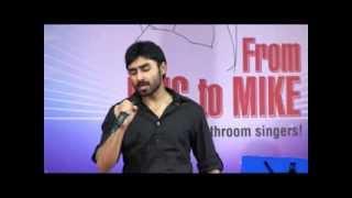 Tum Hi Ho Live Performance – Vishwajith