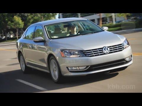 2012 Volkswagen Passat Video Review – Kelley Blue Book