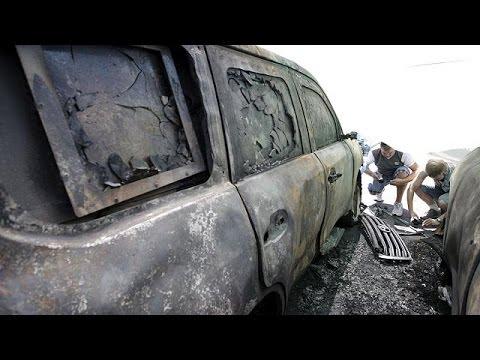 Ουκρανία: Επίθεση σε οχήματα το ΟΑΣΕ
