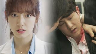 Video Park Shin hye, first appearance as a doctor fighting with gangster 《The Doctors》 닥터스 EP01 MP3, 3GP, MP4, WEBM, AVI, FLV April 2018